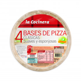 PIZZA BASES FINDUS 8X520