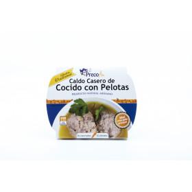 CALDO COCIDO CON PELOTA 8X500